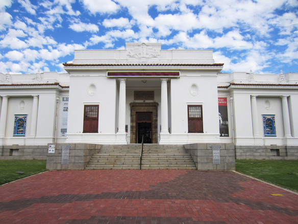 The SA National Gallery